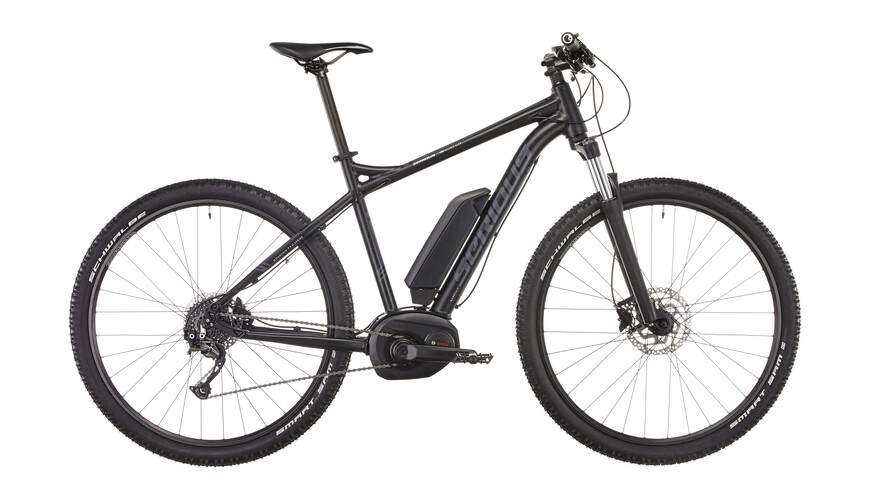 "Serious Bear Rock E-Hardtail 29"" black"